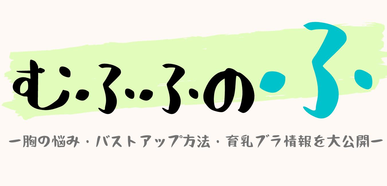 【むふふのふ】胸の悩み・バストアップ方法・育乳ブラ情報を大公開!
